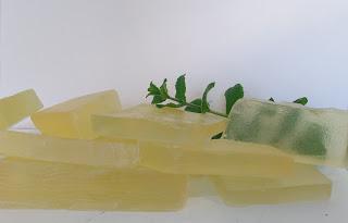 base glicerinada transparente