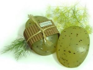 Sabonete de Erva Doce