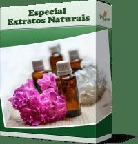 Box Especial Extratos Naturais