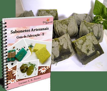 Apostila Sabonetes Artesanais II e Sabonete argila