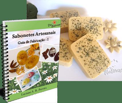 Apostila Sabonetes Artesanais I e Sabonete confrei