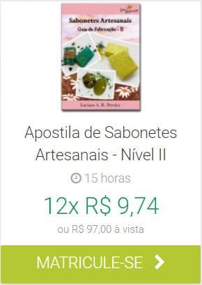 Apostila Sabonetes Artesanais II